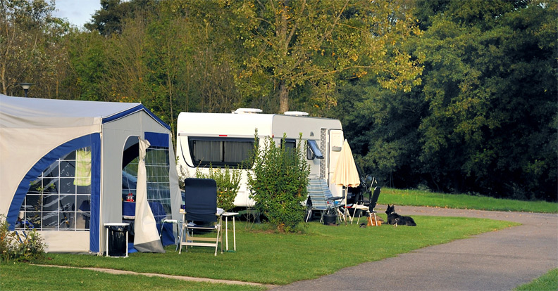 Holidays with Gaslight from Flogas - bottled gas for your campers and caravans
