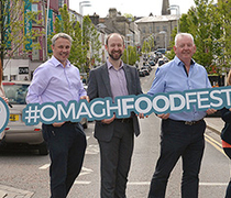 Flogas sponsors Omagh Food Festival