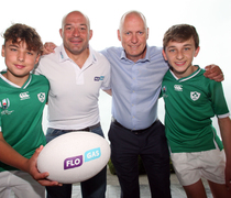 Rory Best revealed as new Flogas brand ambassador