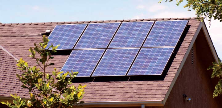 Free water heating for your home with solar water heating