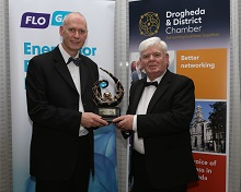 Lifetime Achievement Award at Drogheda Business Excellence Awards for 2018