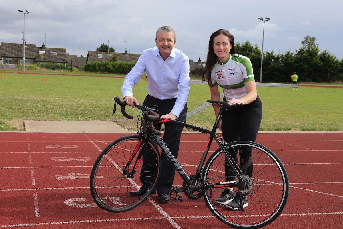 Flogas extends Brand Ambassador agreement with World Champion cyclist Eve McCrystal
