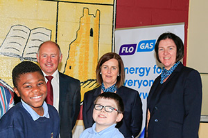 Flogas staff raise €1,200 for St. Michael's Centre for Autism